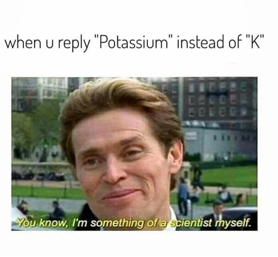 I'm so smart - meme