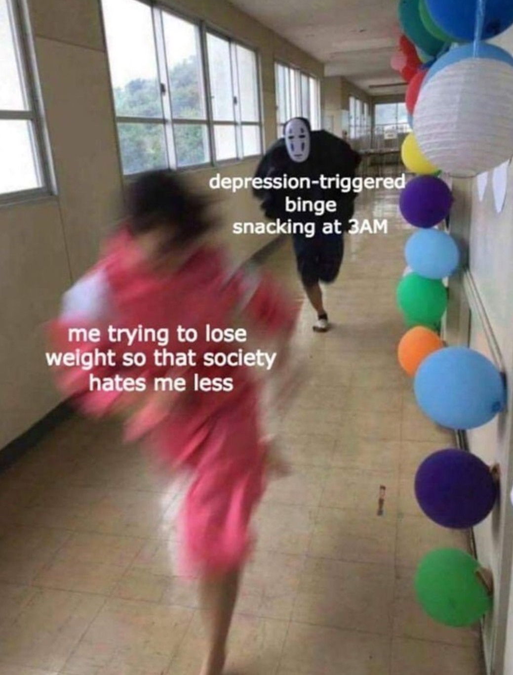 It's a problem - meme