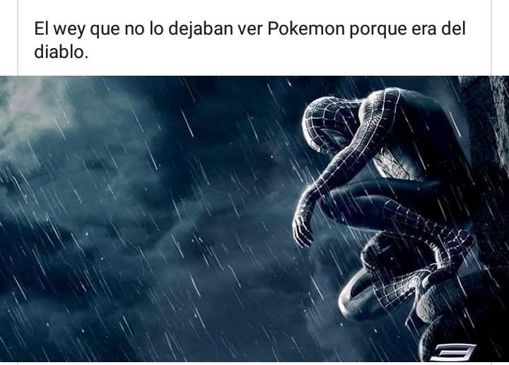 Que triste we - meme