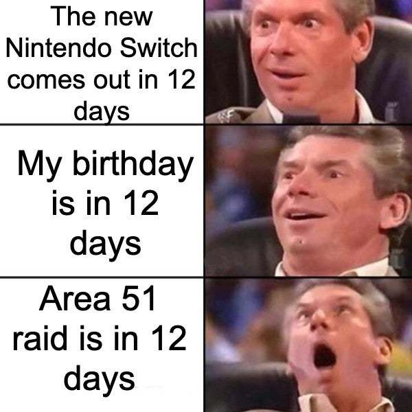 Falta 13 dias - meme