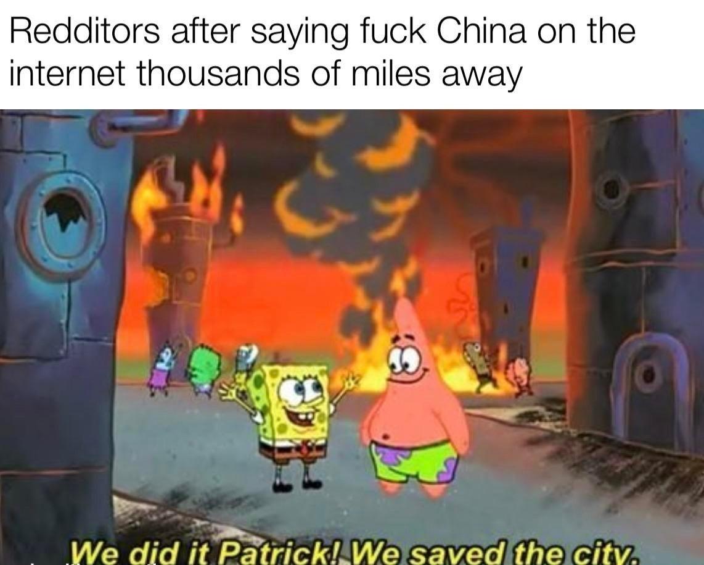 Redditers - meme