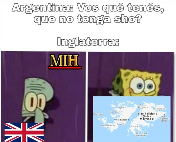 (inserte acento argentino) - meme