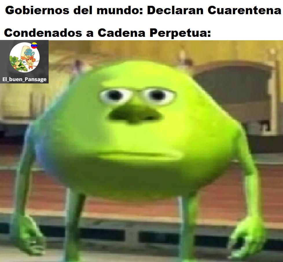 Top Memes De Mike Wazowski En Espanol Memedroid