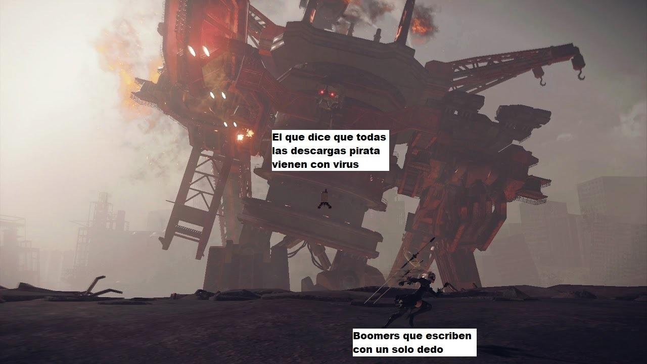 Humor_gaymer - meme
