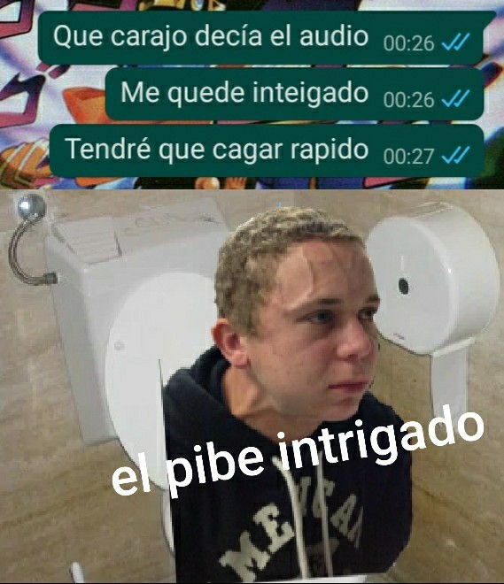 Inteigado - meme