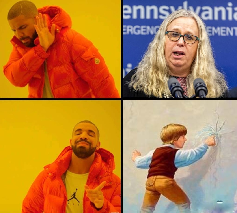 Finger in a Dyke - meme