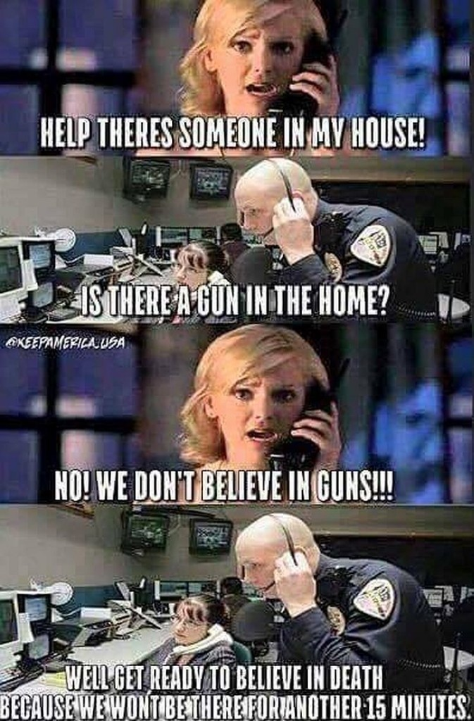 If you had no guns what weapons would you use? - meme