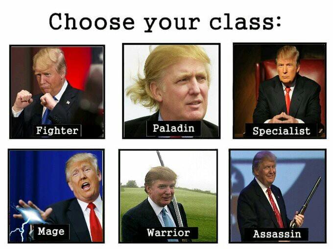 Class - meme