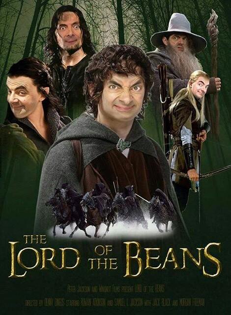 Lord bean - meme