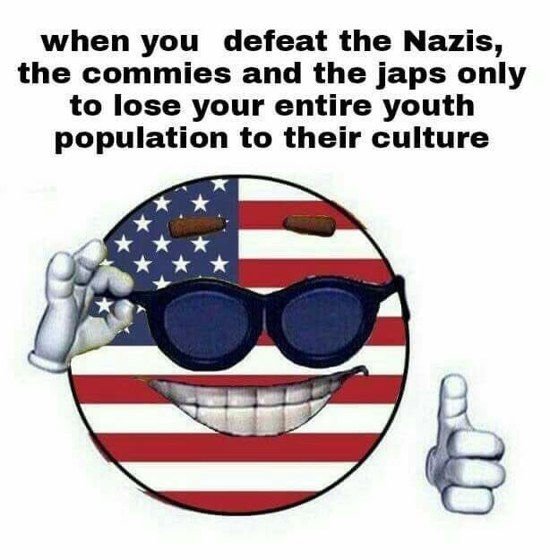 Rip Amerika - meme