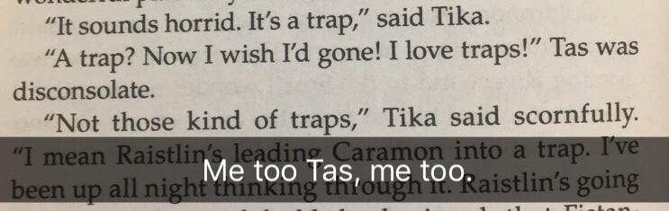 traps are life - meme