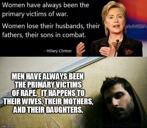 Hillary Clinton's stupidity - meme
