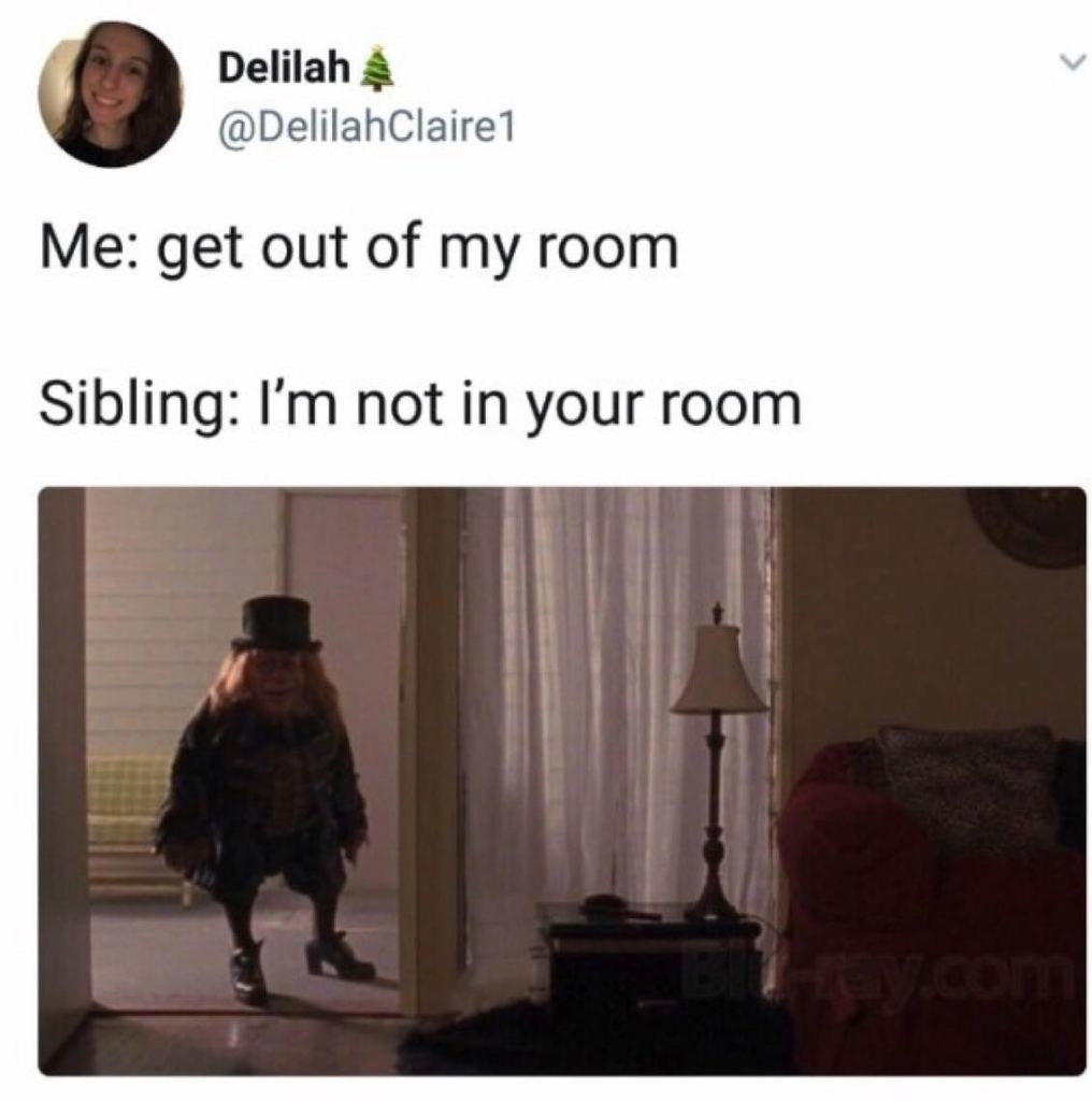 Literally my childhood - meme