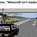 Minecraft Immersive Vehicles mod