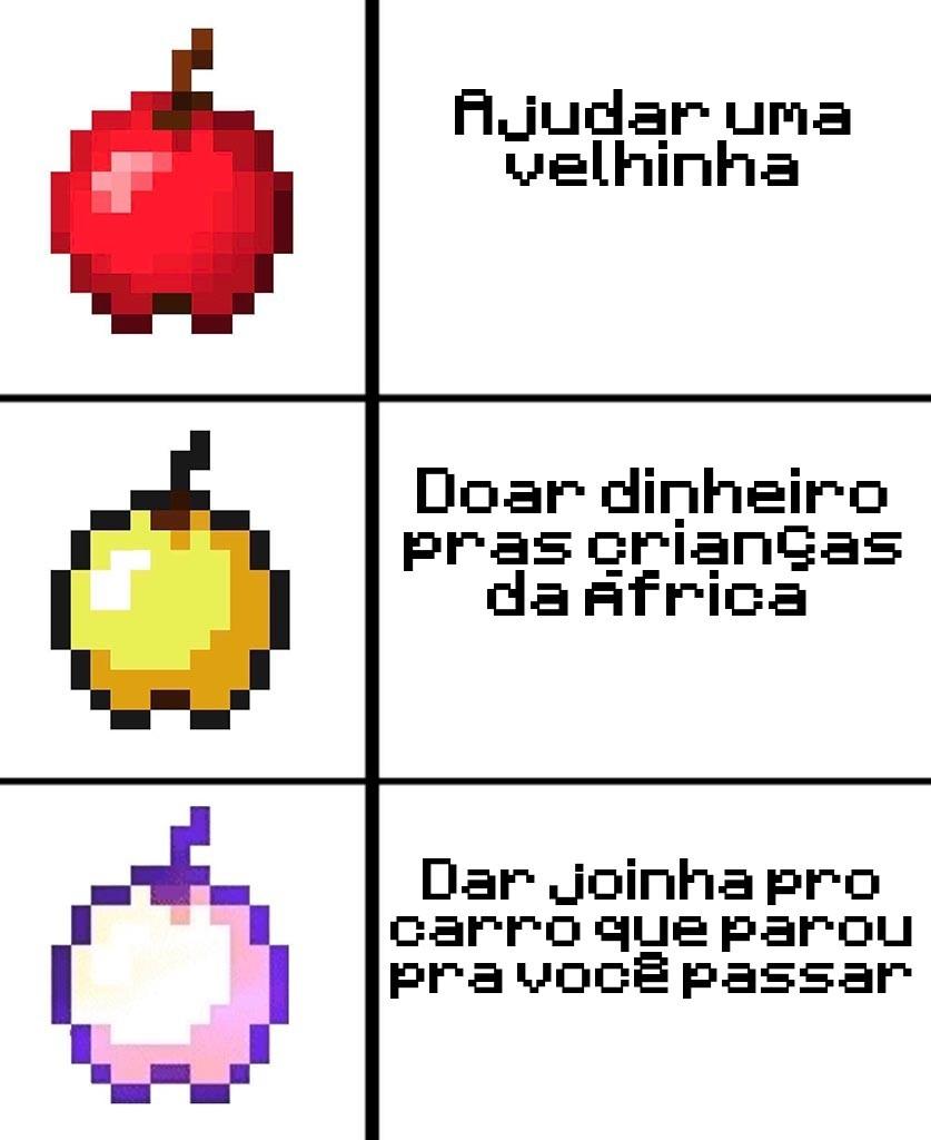 Quem não dá joinha passar tem vaga vip pro inferno - meme