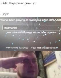 I'm a madMAN mama - meme