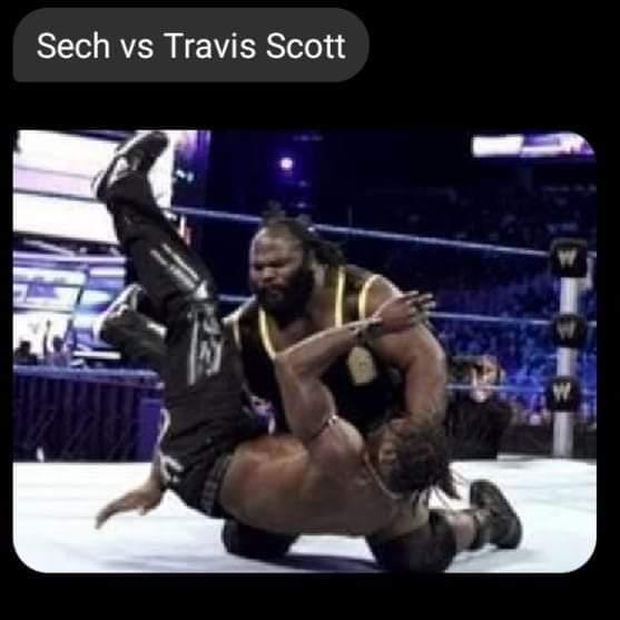 Ete Sech vs Travis Scott - meme