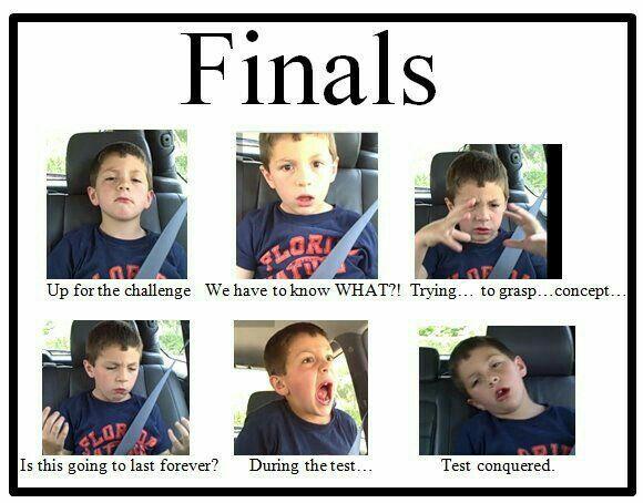 Exams!! - meme
