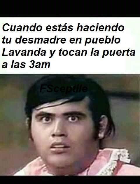 Damn ñoño - meme
