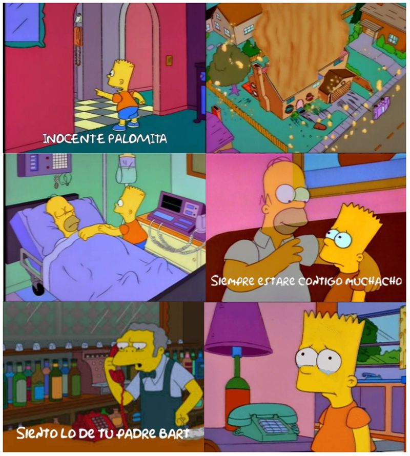 Simpson sad 2 - meme