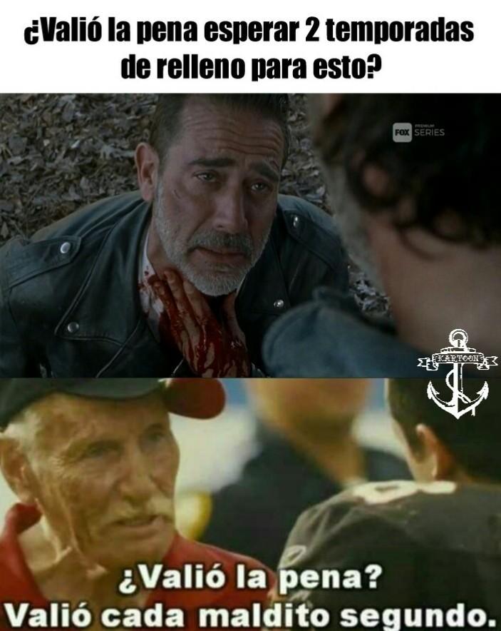 The Walking Dead - meme