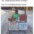 I'm a small business owner