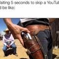 Aguardando a propaganda do youtube... Droga! tem outra!