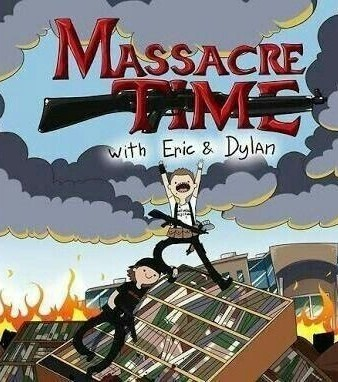 Hora do Massacre :) - meme