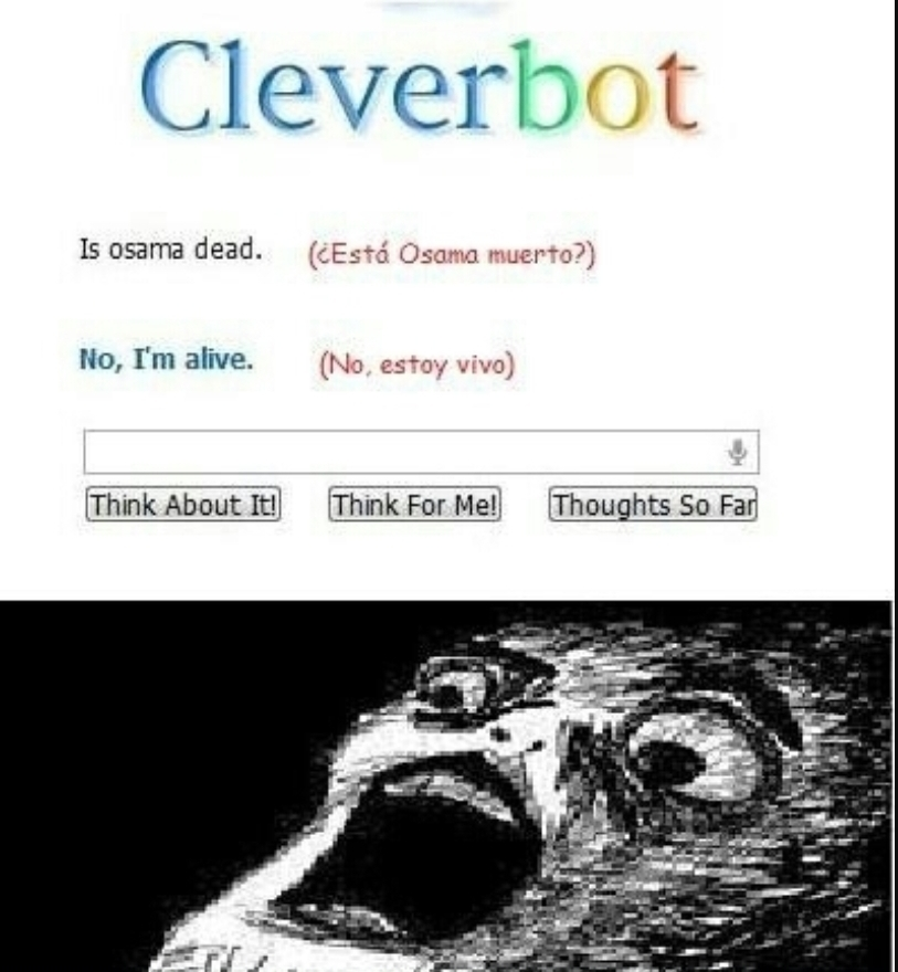 Cleverbot - meme