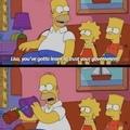 Homer no