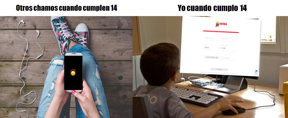 Esqueleto meme, perdon, Venezolano meme
