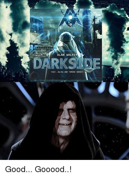 los walkers dominaremos la galaxia - meme