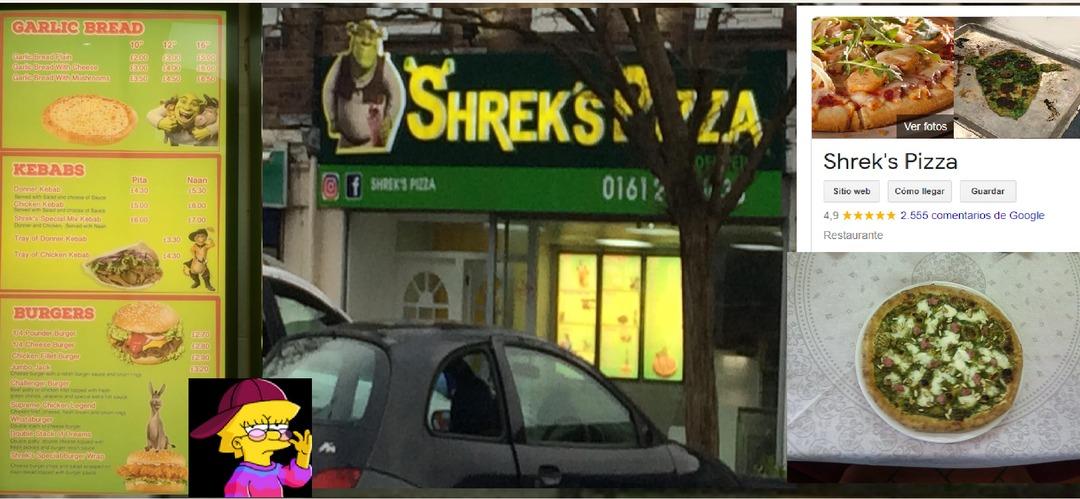 shrek pizza - meme