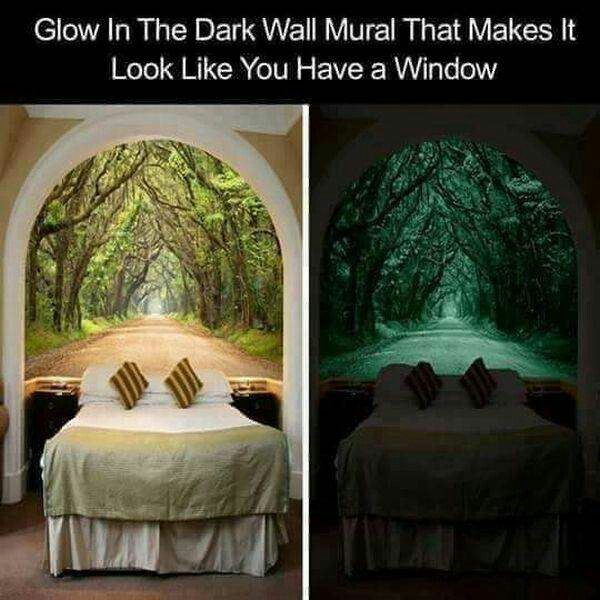 Awesome bedroom - meme