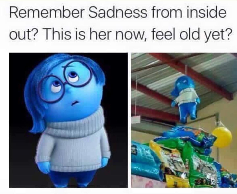 So sad - meme