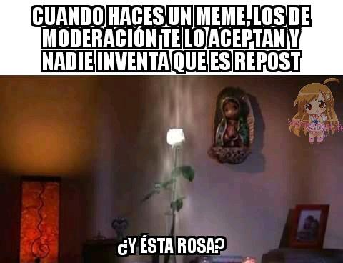Milagros inesperados - meme