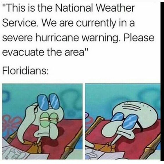 florida.exe has stopped working - meme