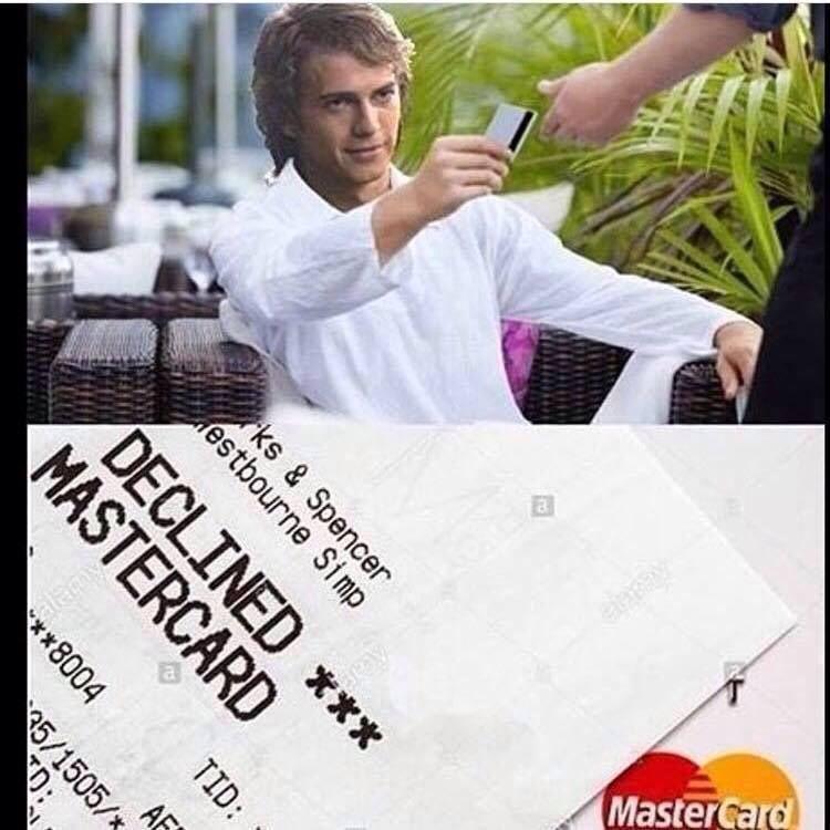 Try visa - meme