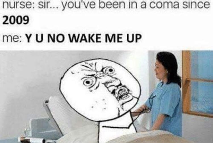 y u no - meme