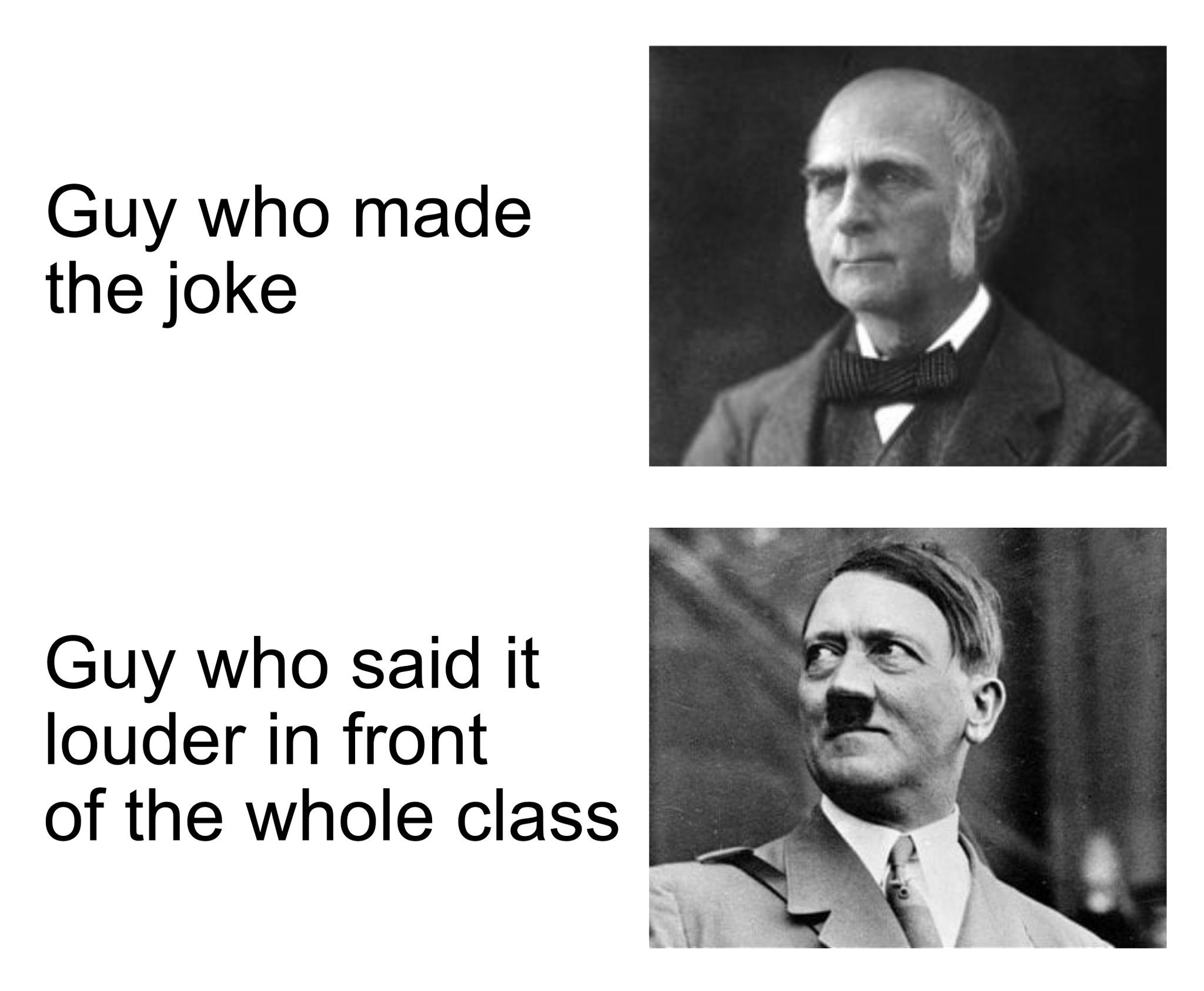 eugenics - meme