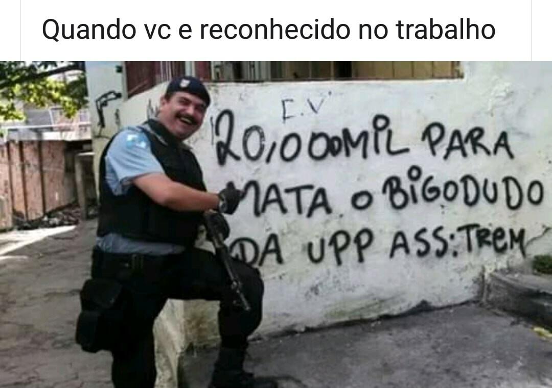Ratinho PM fodase kkk - meme