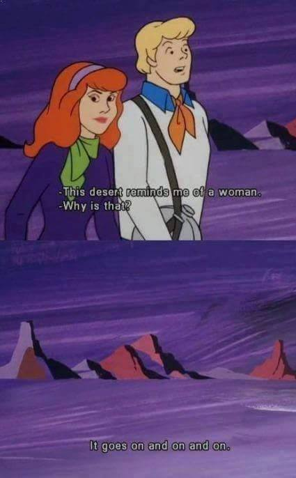 Old cartoons have the most subtle humor - meme