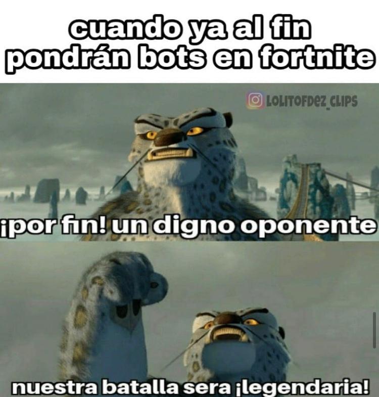 el fortnike - meme