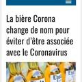 Je n'aime pas poster des articles mais il fallait que je leur fasse de la pub (et que je surfe sur le coronavirus moi aussi, non ? X))