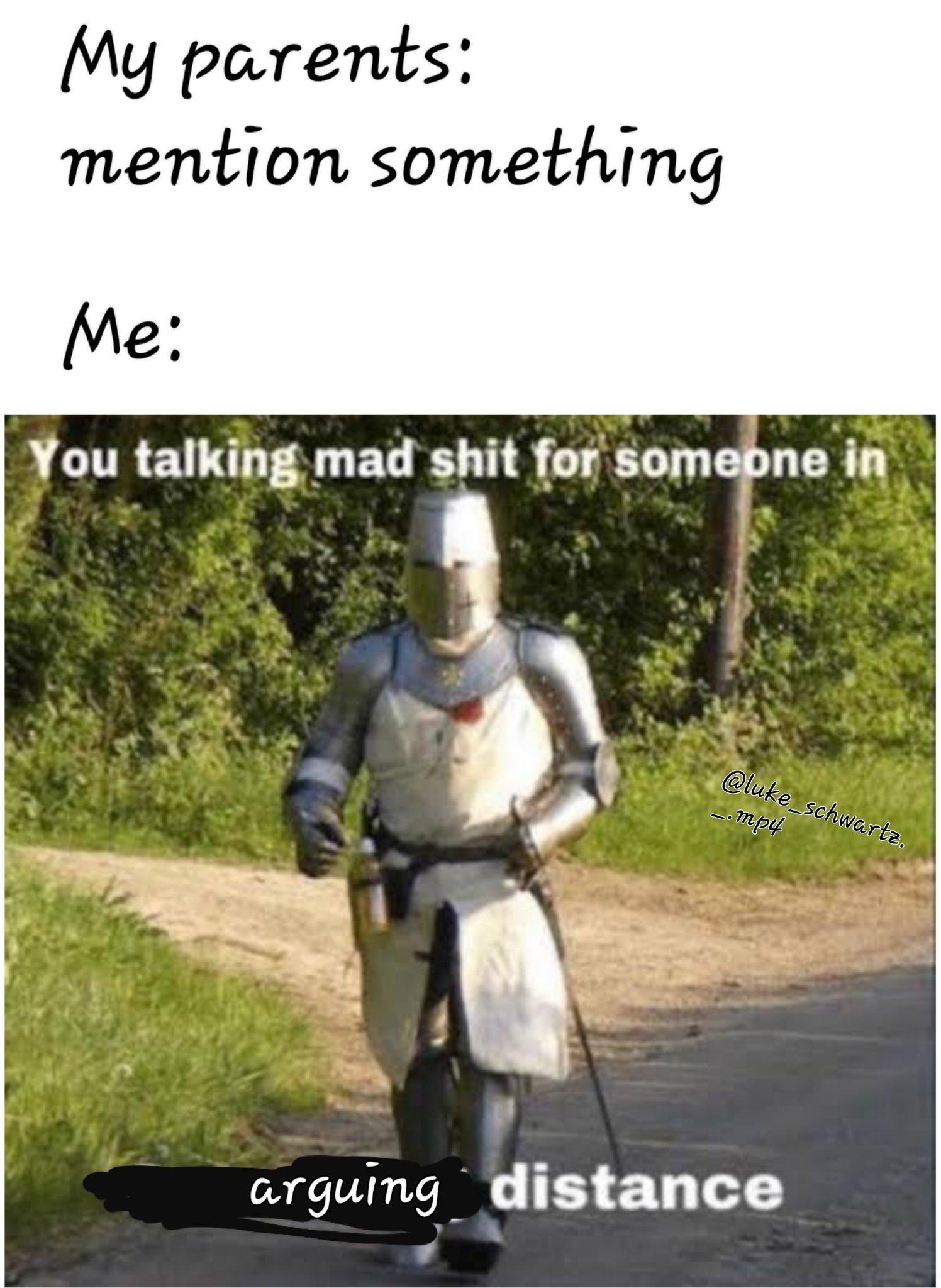 Argue - meme