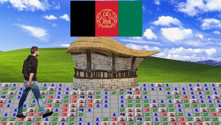 Afghanistan - meme