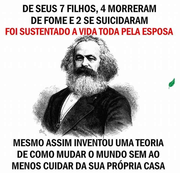 Comunismo=lixo - meme