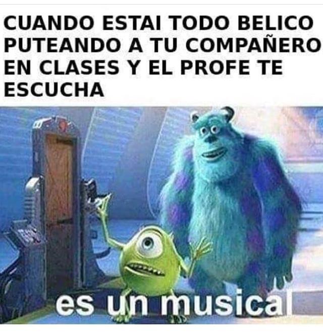 música - meme