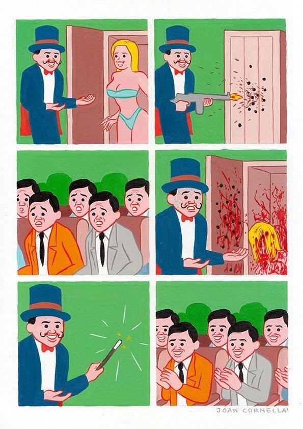Magic - meme