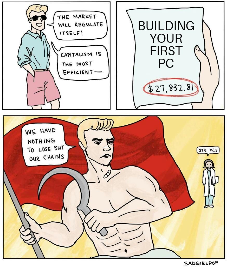 PC MARKET - meme